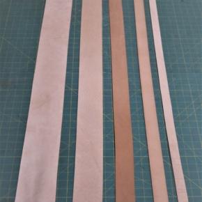 Natural Belt Strap